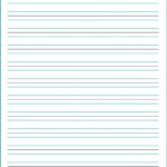 Cursive Writing Paper